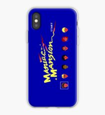 Maniac Mansion iPhone Case