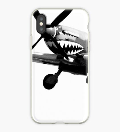 iphone plane iPhone Case