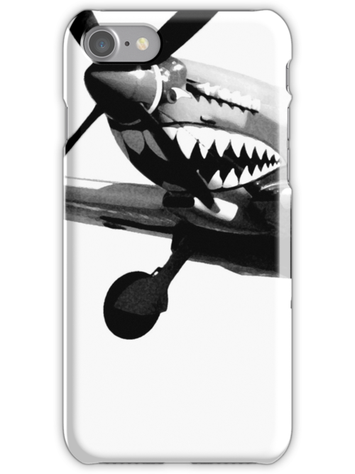 iphone plane by tinncity