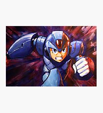 Megaman Clasic Photographic Print