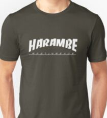 Harambe Rest In Peace T-Shirt