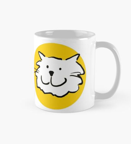 That Cat - is smiling Mug