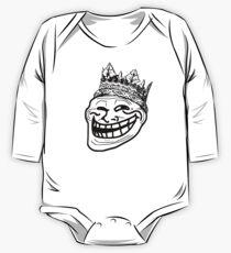 Troll King / MEME King One Piece - Long Sleeve