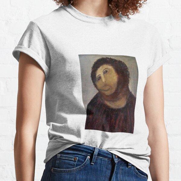 Monkey Jesus Classic T-Shirt