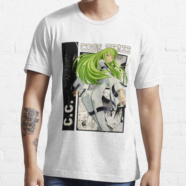 CC, Code Geass T-shirt essentiel