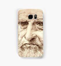 Leonardo Da Vinci Self portrait Samsung Galaxy Case/Skin