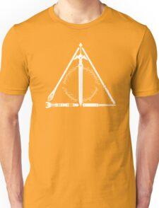 Geeky Hallows Unisex T-Shirt