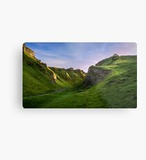 Winnats Pass Metal Print
