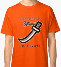 Monster Hunter Long Sword Classic T-Shirt