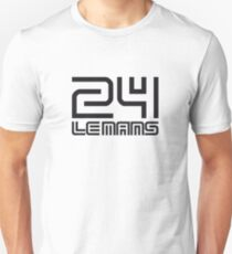 LE MANS Slim Fit T-Shirt