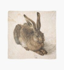 Young Hare by Albrecht Durer Scarf