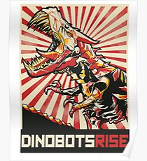 Dinobots Rise! Poster