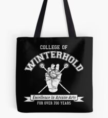 Skyrim - College of Winterhold Tote Bag
