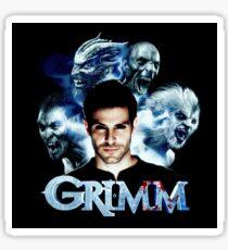 Nick, the Grimm Sticker