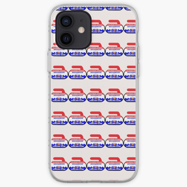 broadmoor curling iPhone Soft Case