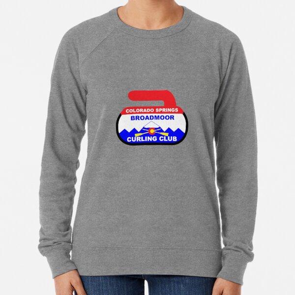 broadmoor curling Lightweight Sweatshirt