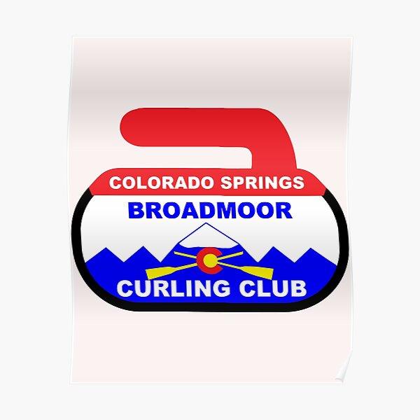 broadmoor curling Poster