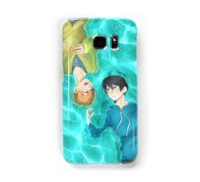 MH water dance (Samsungs) Samsung Galaxy Case/Skin