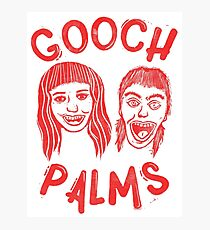 The Gooch Palms Photographic Print