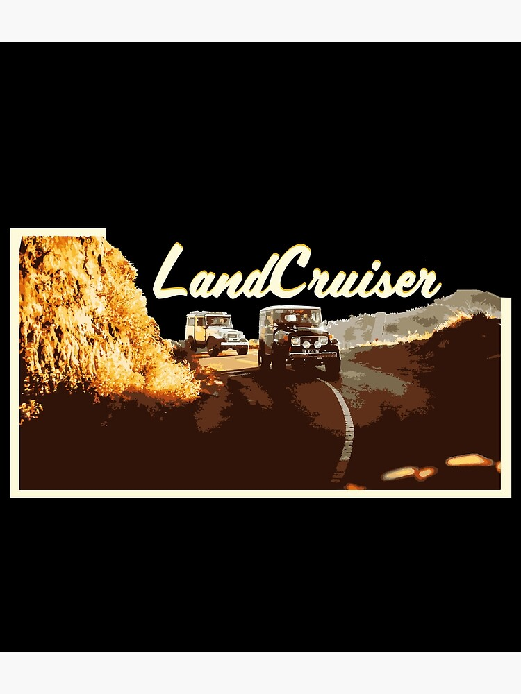 Landcruiser Truck Off Road by southeastolly