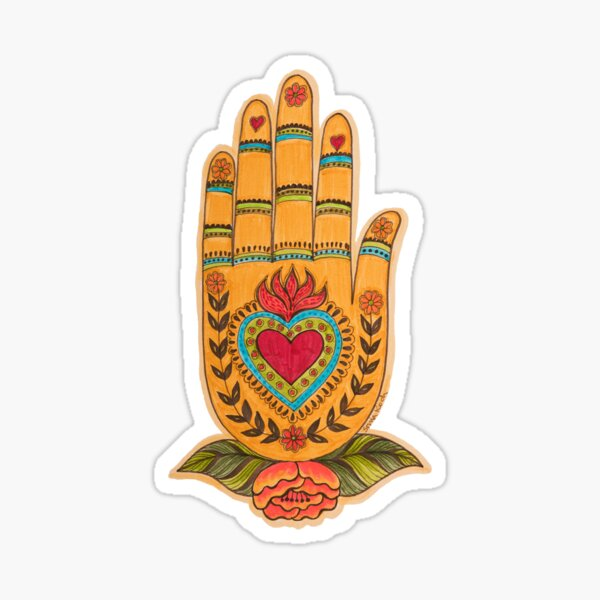 A Touch of Love Sticker