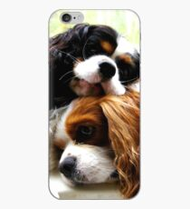 Brothers Cavaliers iPhone Case