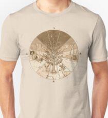 Zeitraffer Unisex T-Shirt