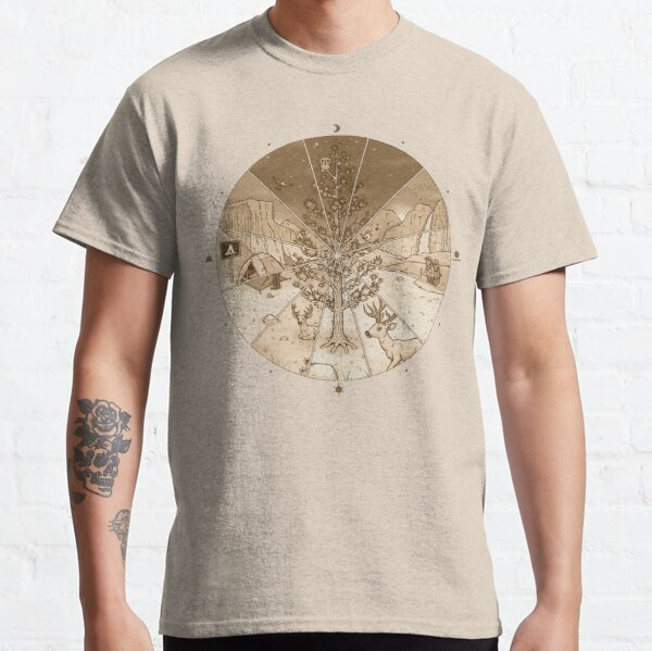 Timelapse Classic T-Shirt