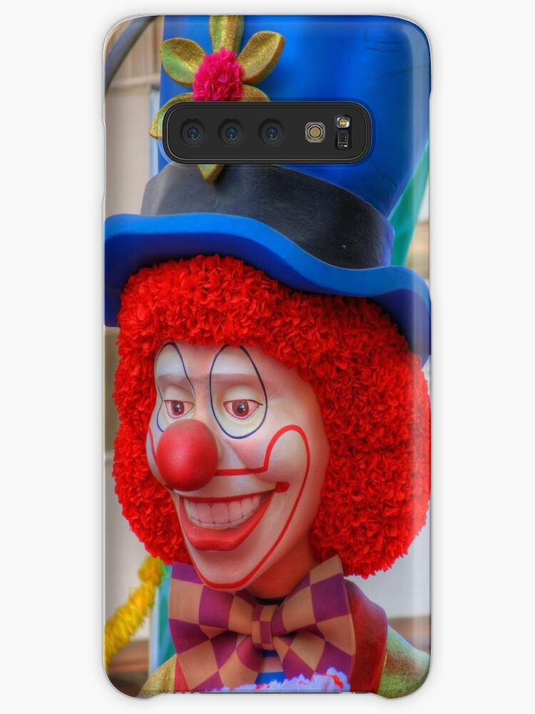 Carnival Clown by manateevoyager