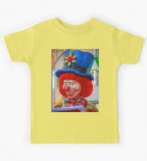 Carnival Clown Kids Tee