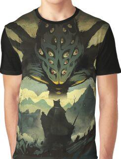 AMYGDALA THE NIGHTMARE FRONTIER Graphic T-Shirt