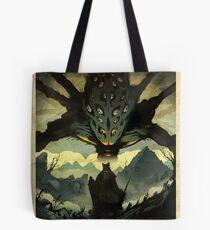 AMYGDALA THE NIGHTMARE FRONTIER Tote Bag