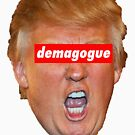 Trump demagogue by Thelittlelord
