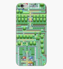 Pokemon Town iPhone Case