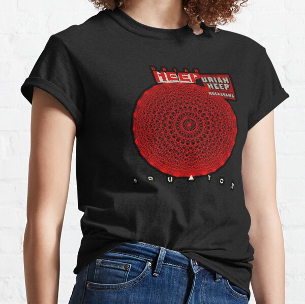 imaginary planetary line red Classic T-Shirt