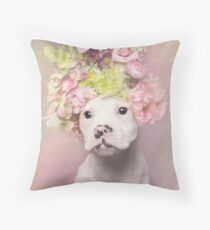 Flower Power, Tucker Throw Pillow