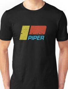 Piper Vintage Aircraft Unisex T-Shirt