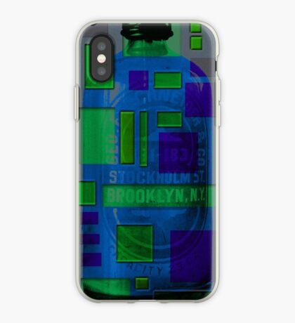 seltzer bottle study 1.1 iPhone Case