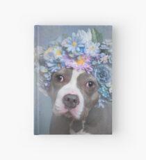 Flower Power, Charlotte Hardcover Journal