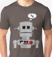 Robot Screw T-Shirt