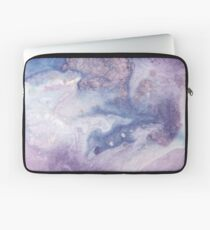 Purple Amethyst Laptop Sleeve