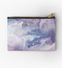 Purple Amethyst Studio Pouch