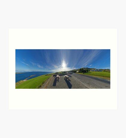 Donegal Bay - Panorama Art Print