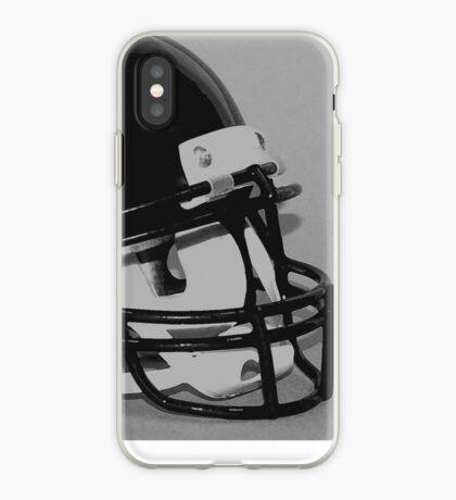 football helmet iPhone Case