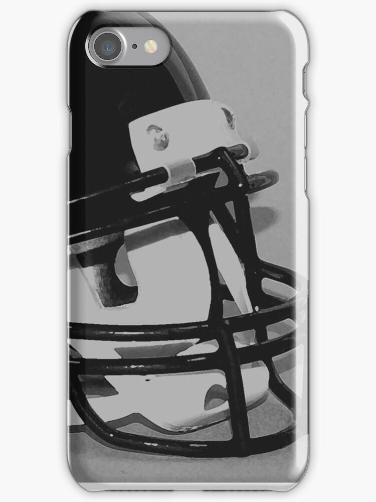 football helmet by tinncity