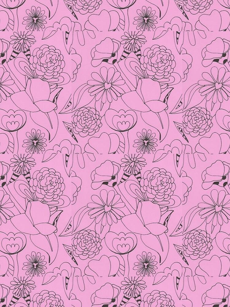 Floral Wonderland  by ArtTuGo