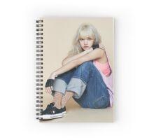 lisa blackpink Spiral Notebook