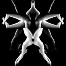 the gymnast by tinncity