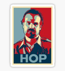 Jim Hopper for President! Sticker