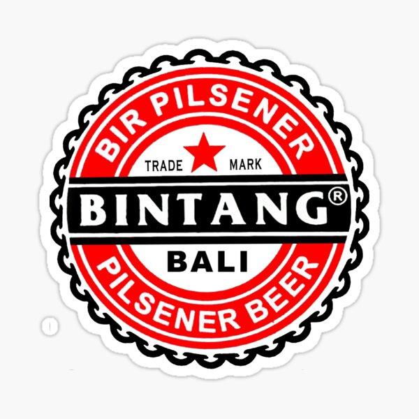 Bali Bintang Sticker